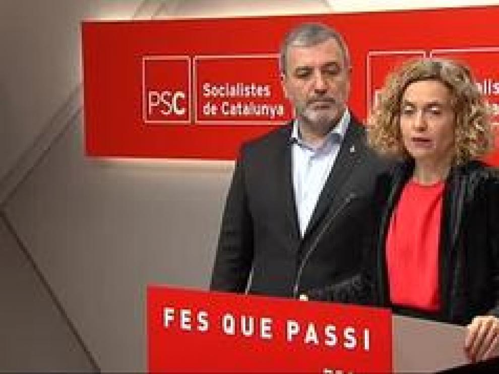 """La ministra y cabeza de lista del PSC dice que buscarán """"complicidades"""" con el resto de fuerzas"""