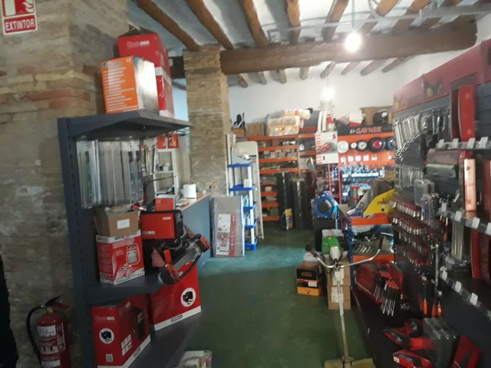 Imagen del interior del establecimiento.