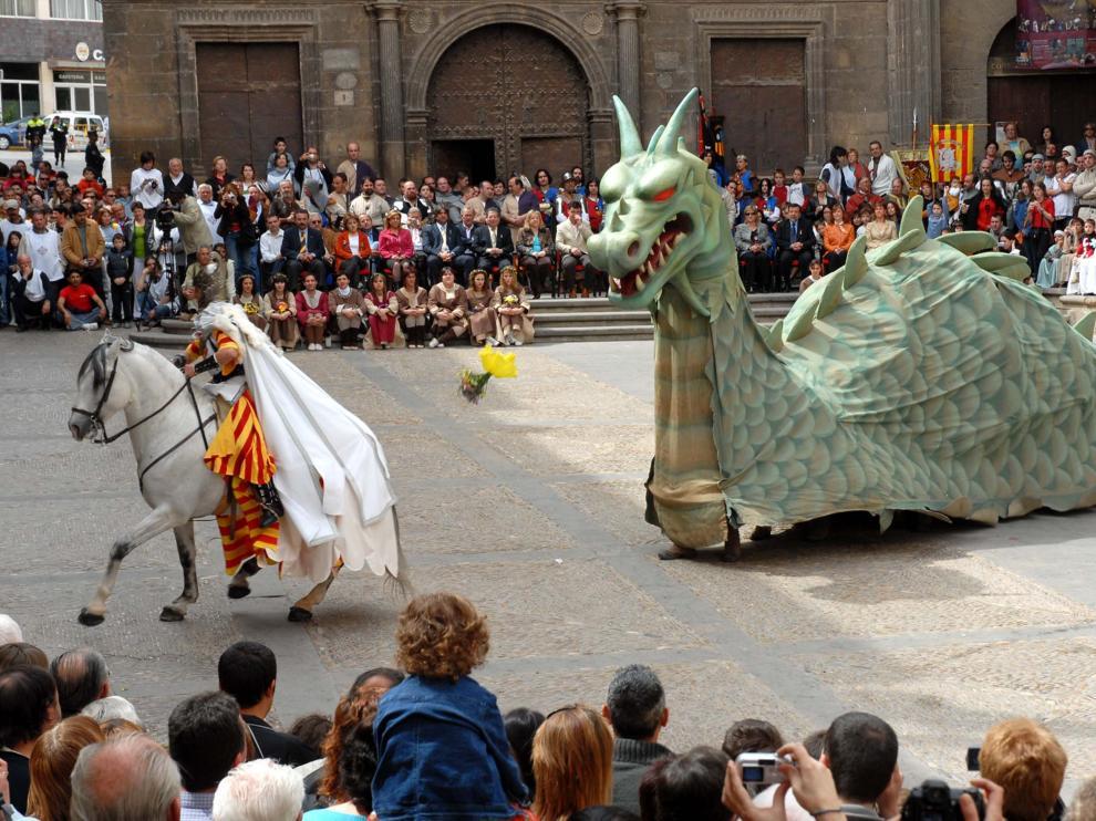 Fiesta del Vencimiento del Dragón.