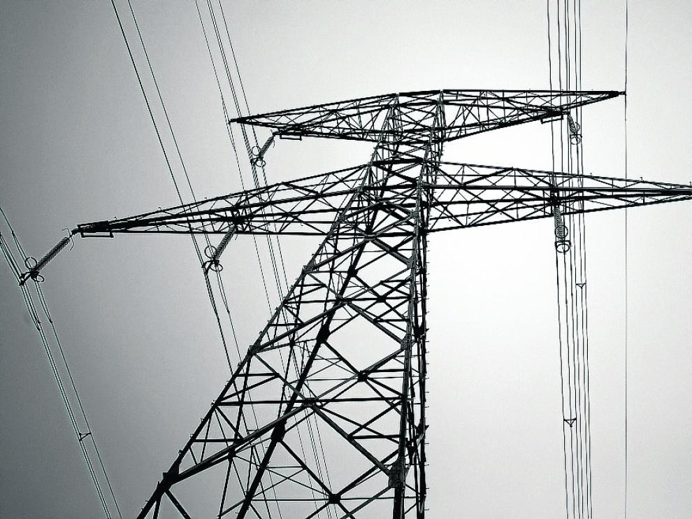 Instalación eléctrica de alta tensión