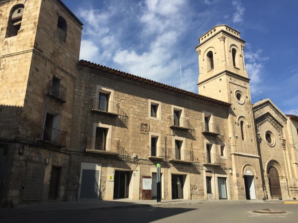 Imagen del edificio del Instituto Musical situado en el paseo Segoñé.