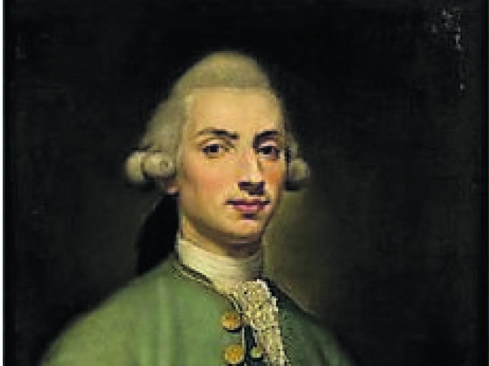 Retrato de Antonio Martínez.