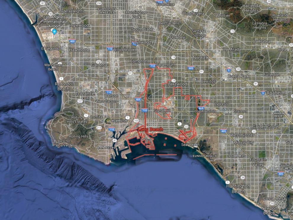 Planeaba detonar una bomba en un acto celebrado en Long Beach.