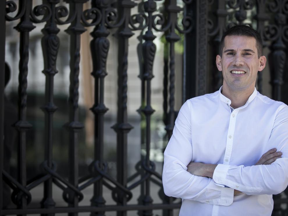 Arturo Santamaría, exportero del Fútbol Emotion.