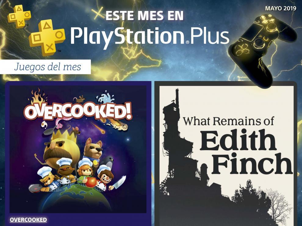 Los nuevos videojuegos, Overcooked y What Remains of Edith Finch.