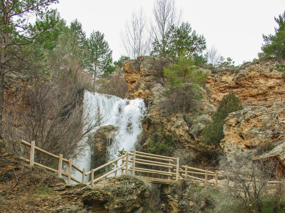 Paisaje de la provincia de Teruel
