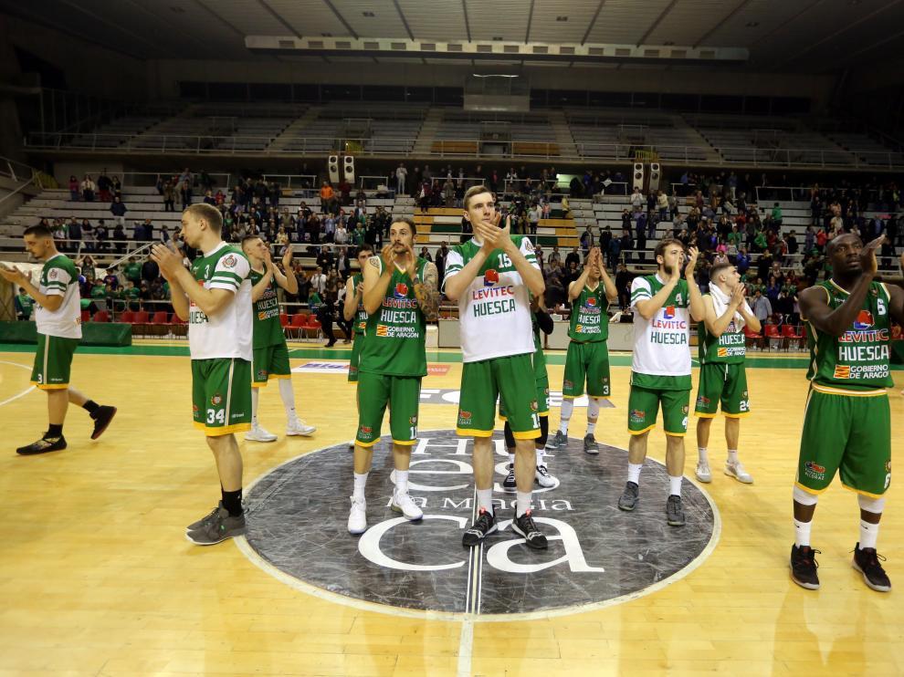 Partido Levitec Huesca-Valladolid .. ..3 - 5 - 19 -....PABLO SEGURA PARDINA - [[[FOTOGRAFOS]]]