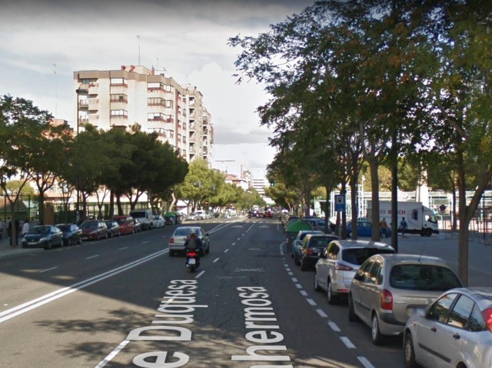 Los hechos han ocurrido en un domicilio de Duquesa Villahermosa, en Zaragoza.