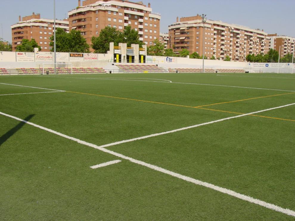 Imagen del campo del Picarral