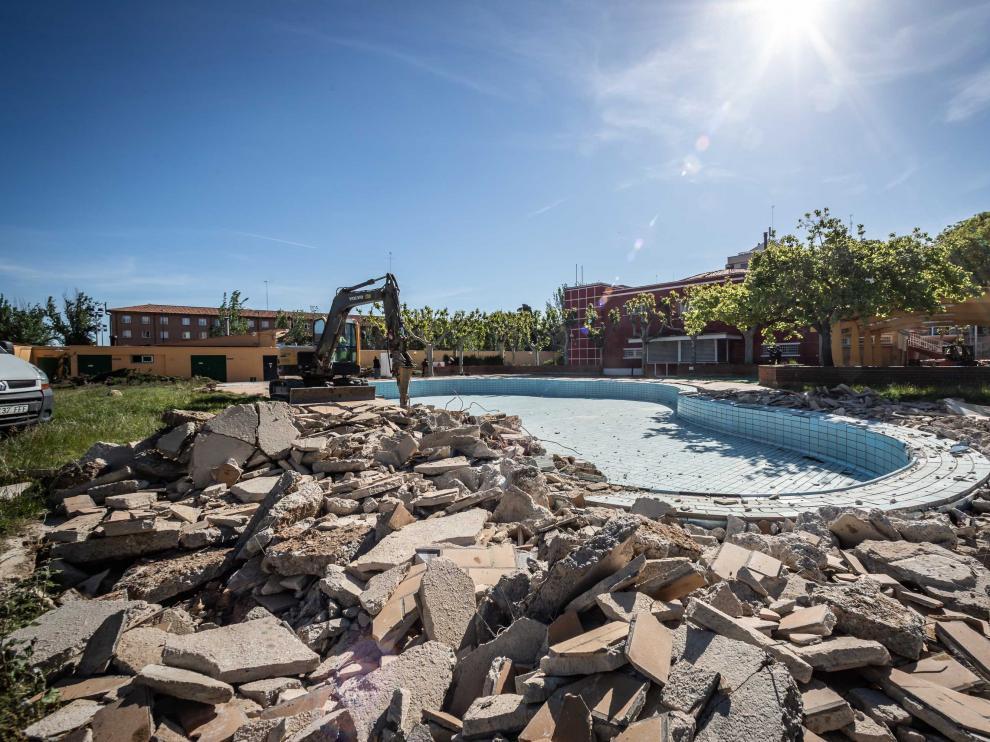 Los tres vasos de la Hípica, que sufrían importantes fugas de agua, serán renovados.
