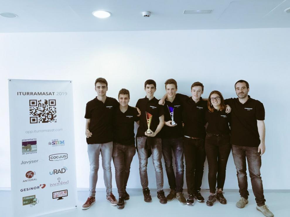 El equipo navarro Iturramasat representará a España en la final europea, que se celebrará en Bolonia (Italia) a finales de junio.