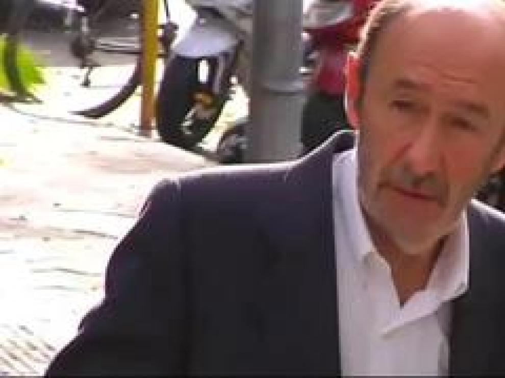 Alfredo Pérez Rubalcaba (Solares, Cantabria, 67 años), exvicepresidente del Gobierno y ex secretario general del PSOE ha fallecido este viernes.