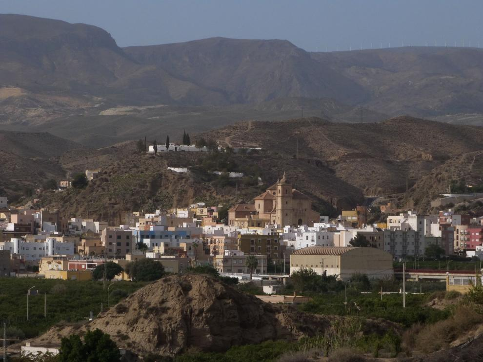 El suceso ha tenido lugar en la barriada de Osetia del Norte en Gador (Almería).
