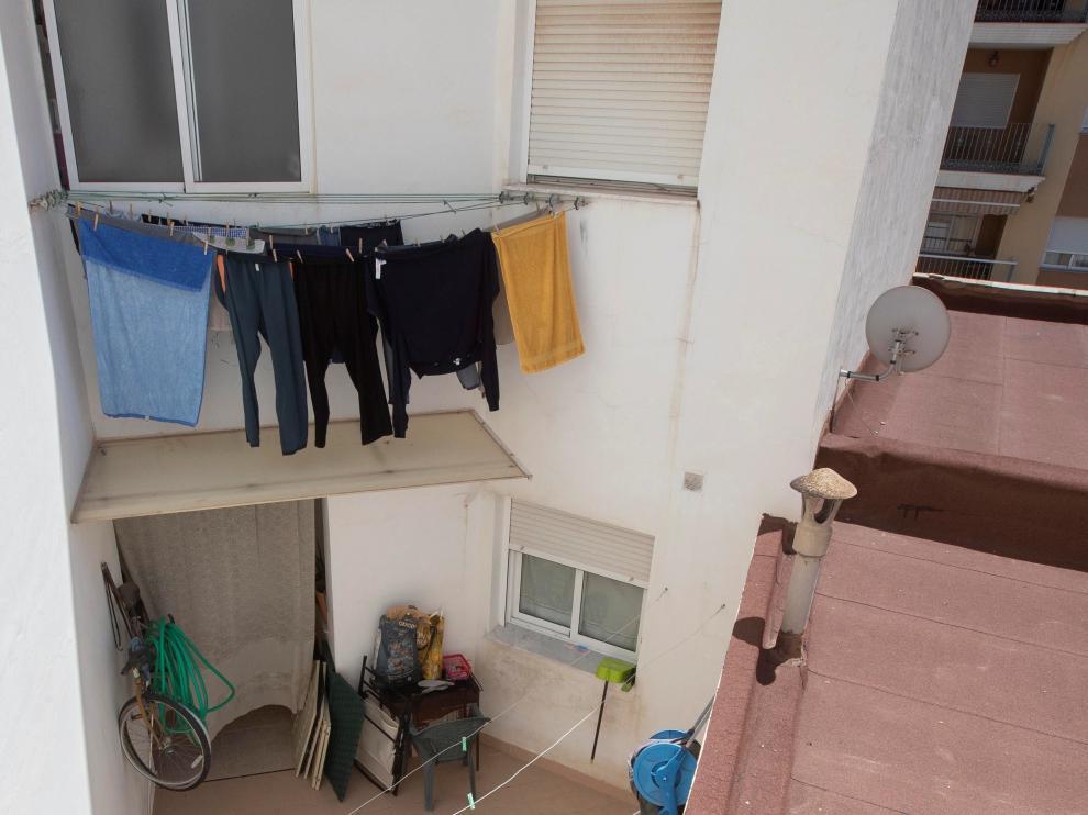 La mujer fue encontrada sin vida en una vivienda de Torre Pacheco