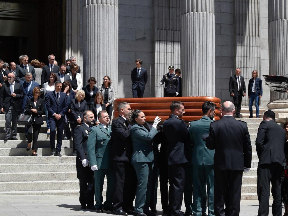 Despedida a Alfredo Pérez Rubalcaba.