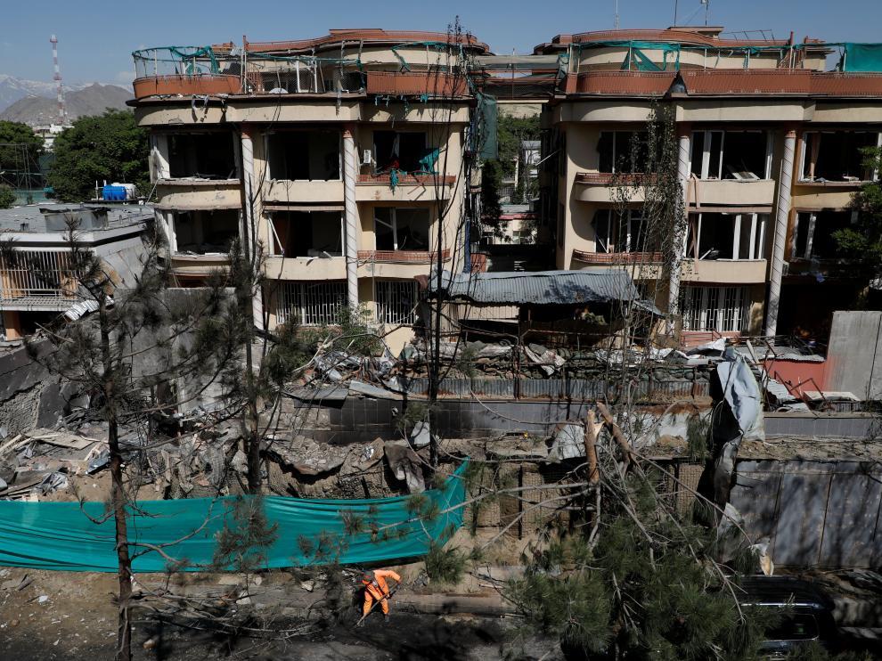 El asesinato ha sido en Kabul, ciudad que ha registrado varios ataques con muertos en los últimos días