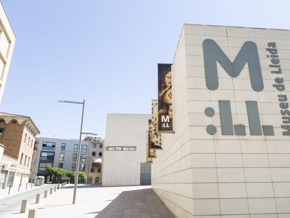 Museo de Lerida. Piezas de procedencia aragonesa. / 24-08-2016 / FOTO: GUILLERMO MESTRE