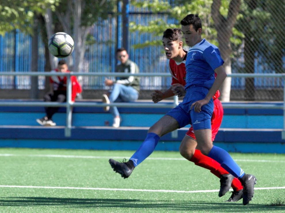 Fútbol. LNJ- Helios vs. Valdefierro.