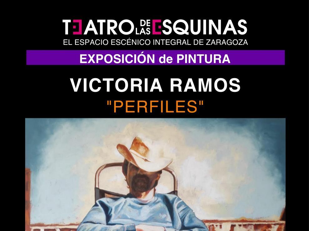 'Perfiles', de Victoria Ramos.
