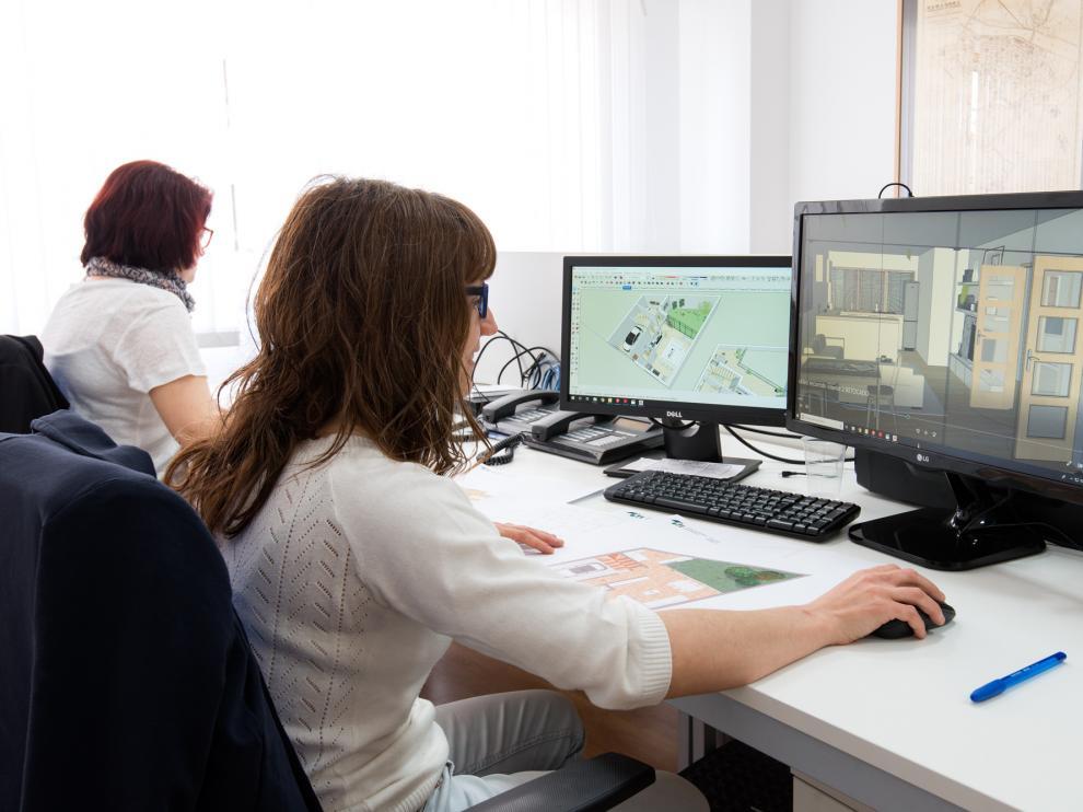 La compañía GTI emplea tecnología 3D para mostrar inmuebles a sus clientes.