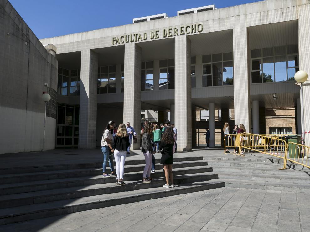 La Universidad de Zaragoza celebra hoy elecciones sindicales.