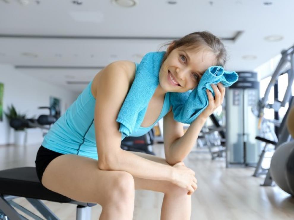 Acabar de hacer deporte es satisfactorio hasta que reparas en el estado de tu atuendo.