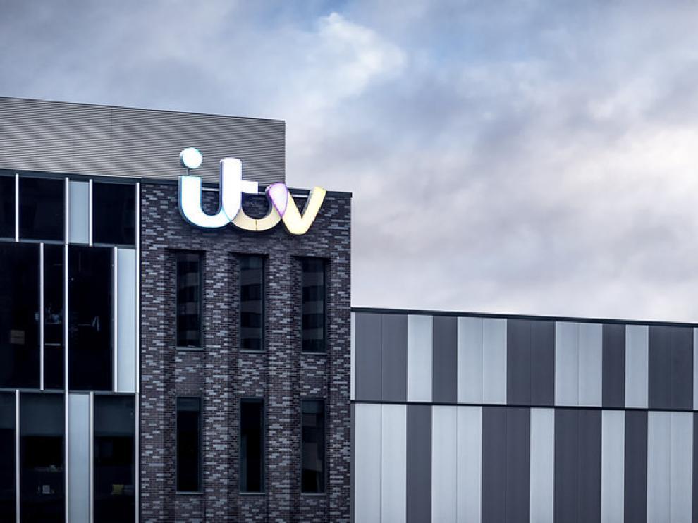 Televisión británica ITV.