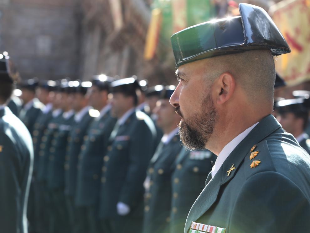 Desfile 175 aniversario de la guardiacivil.Teruel/16-05-19/foto:Javier Escriche [[[FOTOGRAFOS]]]