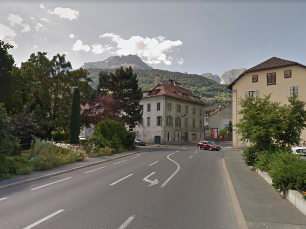 Ha sido detenido en la localidad de Sallanches, en los Alpes franceses.