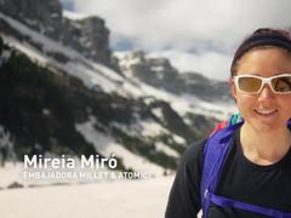 """Documental """"Ordesa, cerrando el círculo"""", con Mireia Miró"""