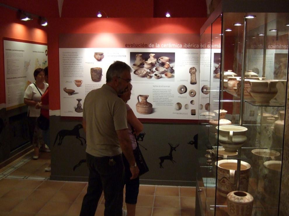 El museo de la cerámica ibérica es una de las partes del EMA.