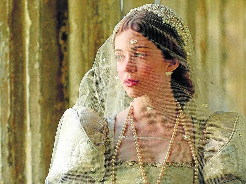 La actriz inglesa Charlotte Hope (Myranda, en 'Juego de Tronos') interpreta a Catalina de Aragón en la serie 'The Spanish Princess', recién estrenada en España.