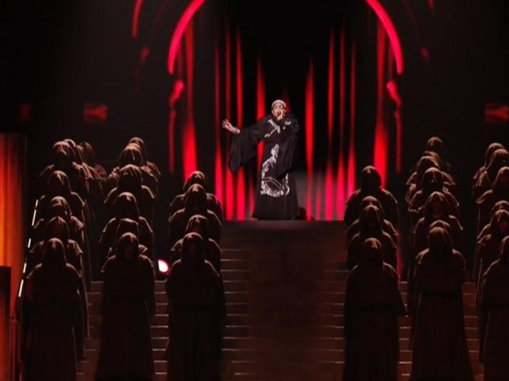 Actuación de Madonna en Eurovisión 2019