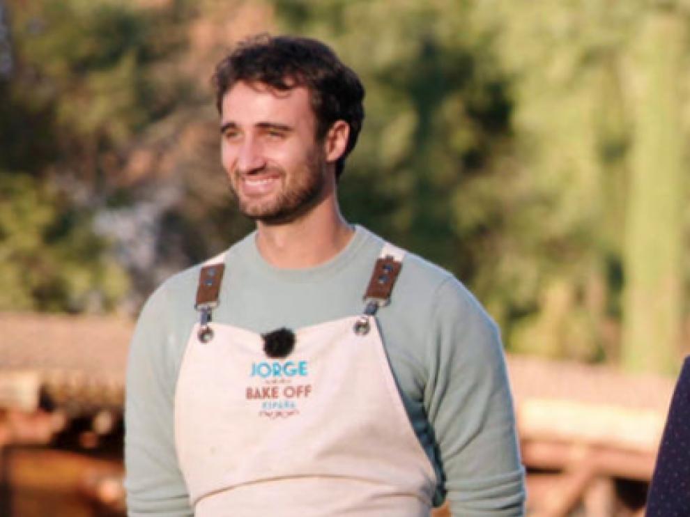 Jorge, ganador de 'Bake Off España'