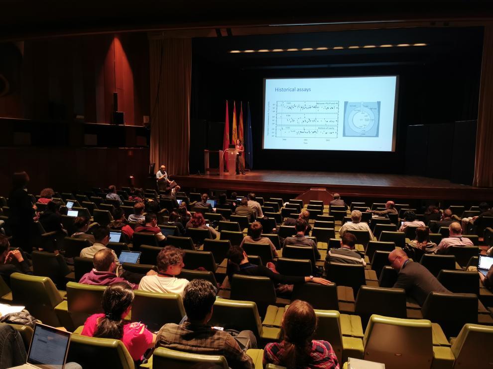 Congreso Workshop Low Radioactivity Techniques 2019 organizado por el Laboratorio Subterráneo de Canfranc.