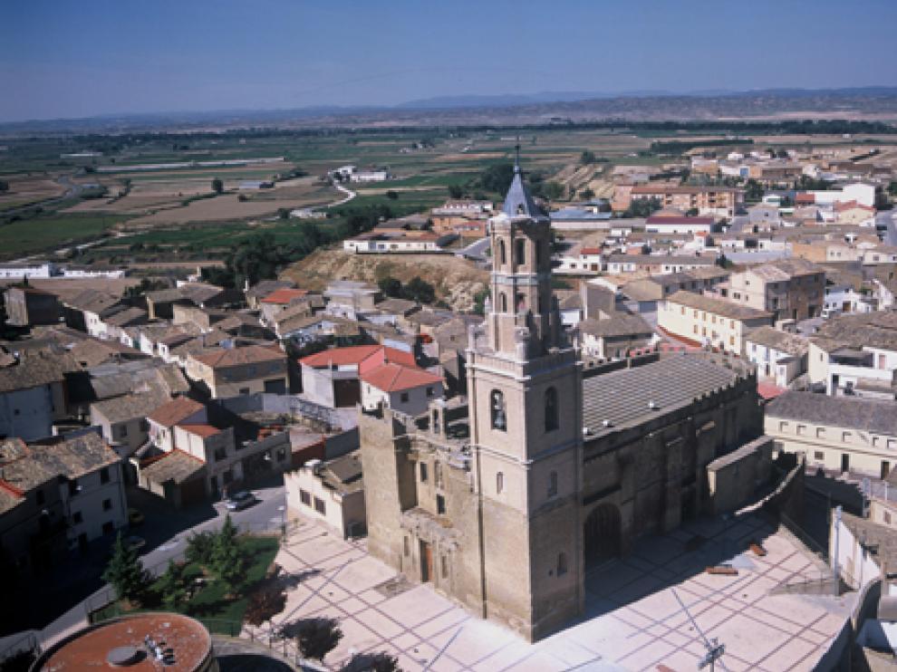La iglesia de Santa María forma parte de la ruta turística.