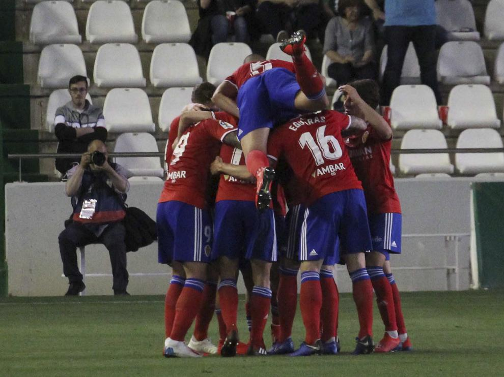 Cordoba - Real Zaragoza / 28-04-2019 / Foto: Juan Obrero Larrea [[[FOTOGRAFOS]]]
