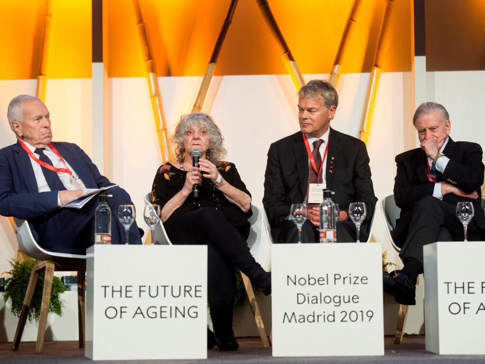 Diálogo de los Premios Nobel