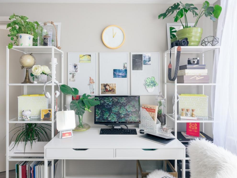 Foto escritorio