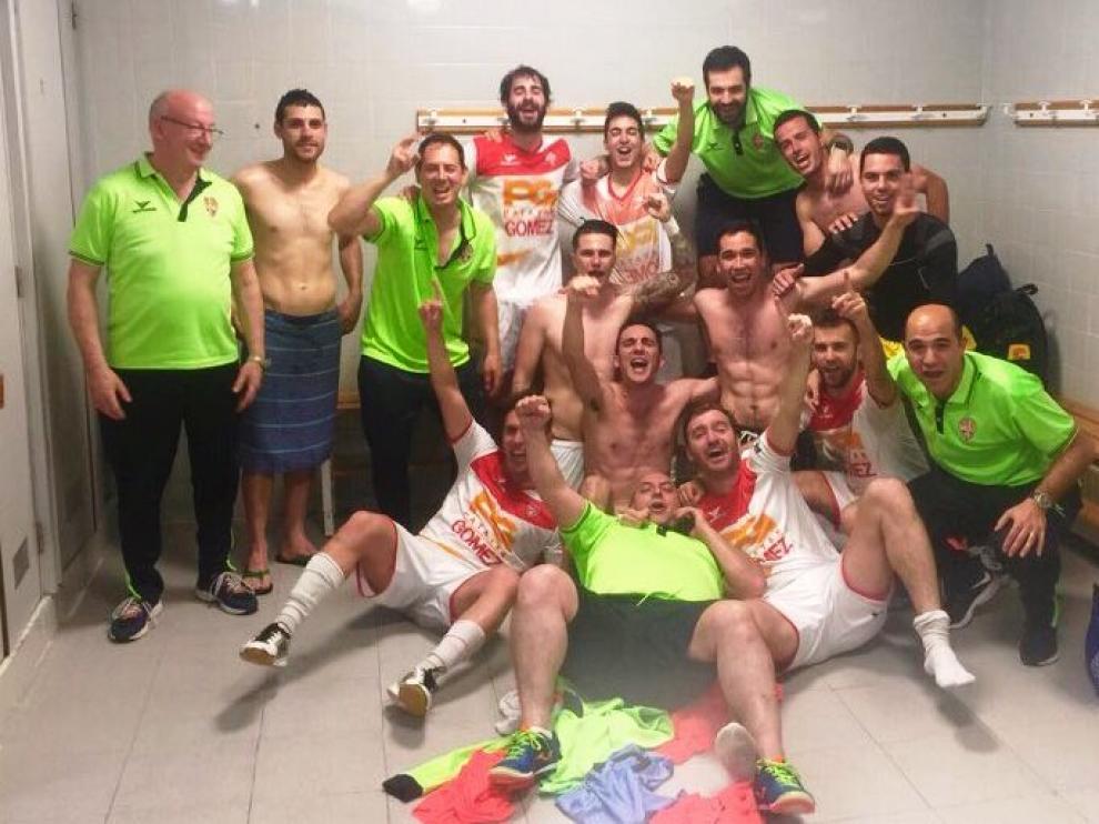El Patatas Gómez Sala 2012 logra la permanencia en Segunda B