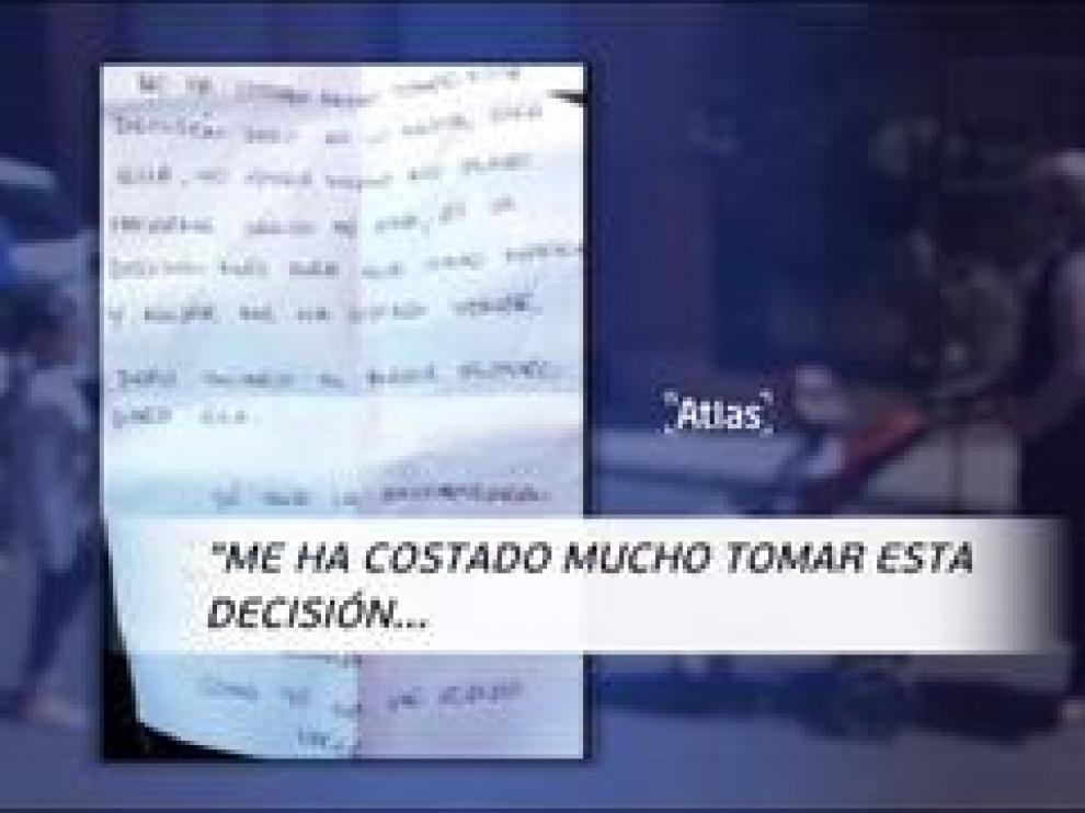 """""""Cuídenla como yo no he podido hacer"""", así finaliza la carta que la madre dejó junto a la pequeña."""