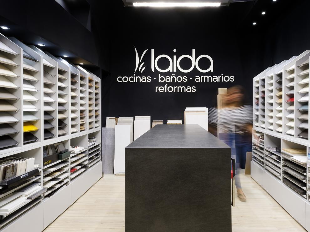 Laida Muebles de Cocina en Zaragoza: Diseño moderno y atención ...