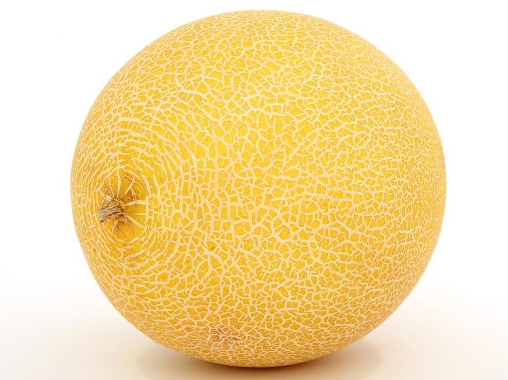 Foto de archivo de un melón