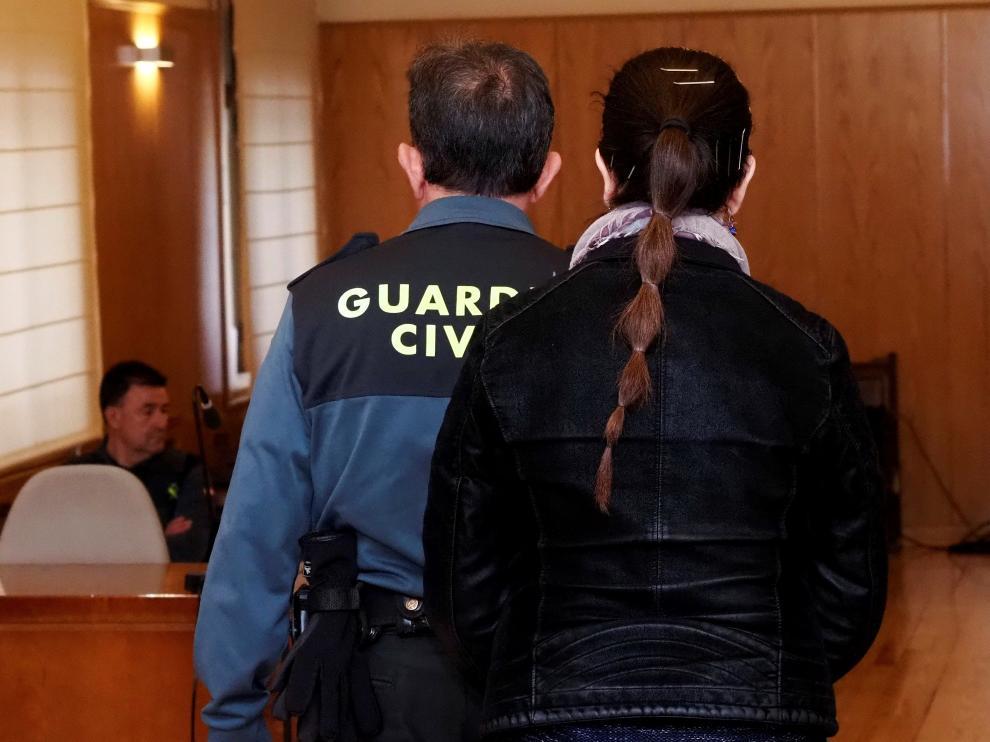 El jurado considera culpabres a la madre de la niña Sara y a su pareja por el asesinato de la menor.