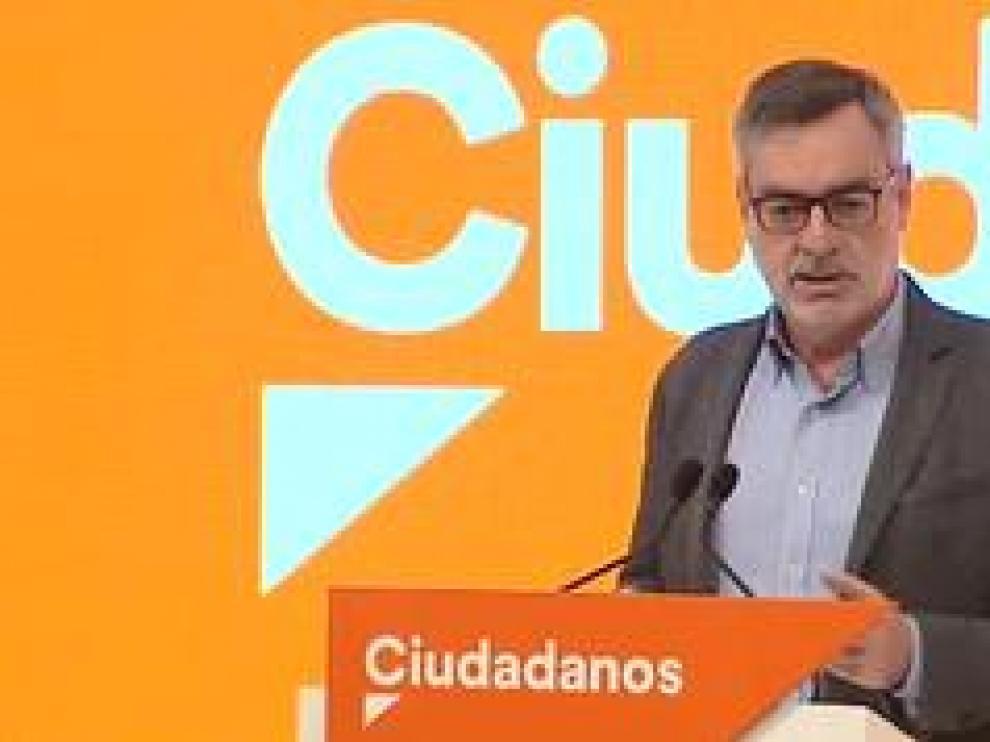 El secretario general de Ciudadanos, José Manuel Villegas, ha hablado sobre posibles pactos en gobiernos autonómicos y municipales. Ha insistido en que preferentemente esas negociaciones serán con el PP.