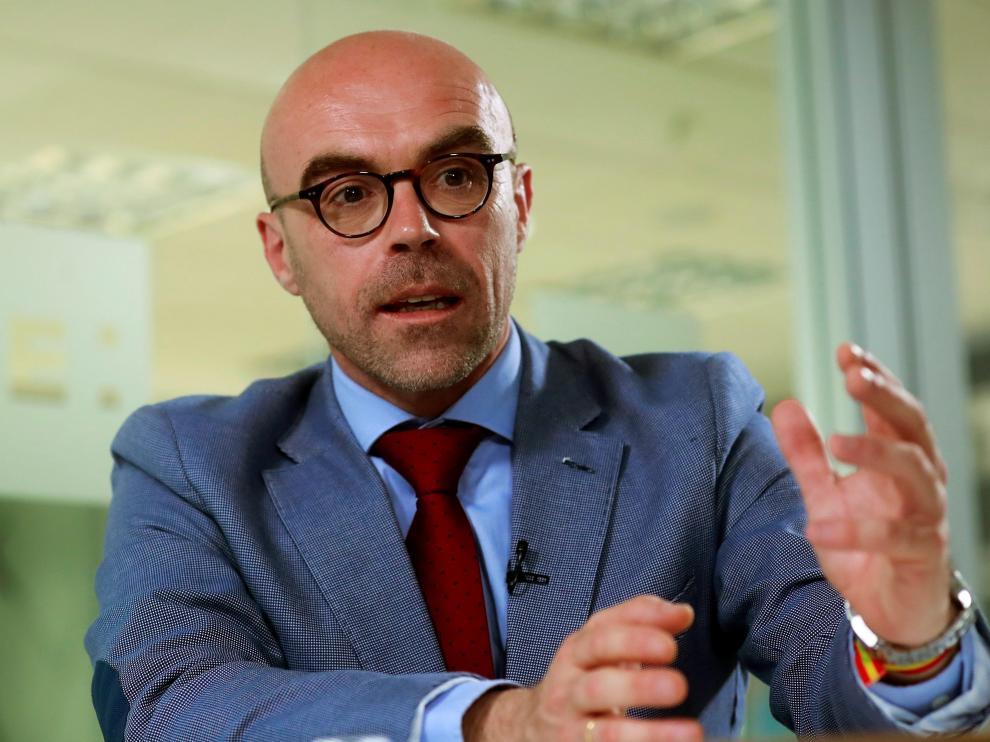 Jorge Buxadé será diputado de Vox en el Parlamento Europeo