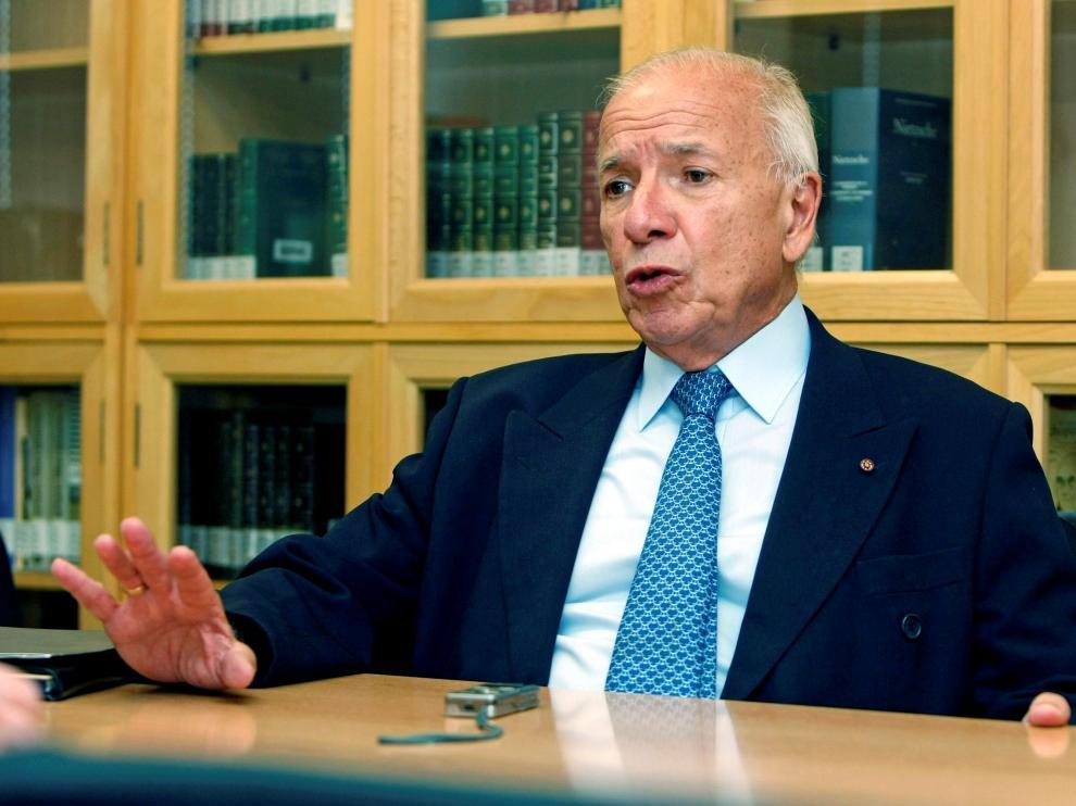El sociólogo y demógrafo estadounidense de origen cubano Alejandro Portes, en una imagen de archivo.