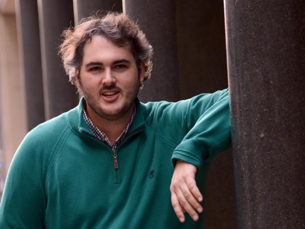 El ambientólogo Andreu Escrivá, autor del libro 'Aún no es tarde', estará hoy en Zaragoza.