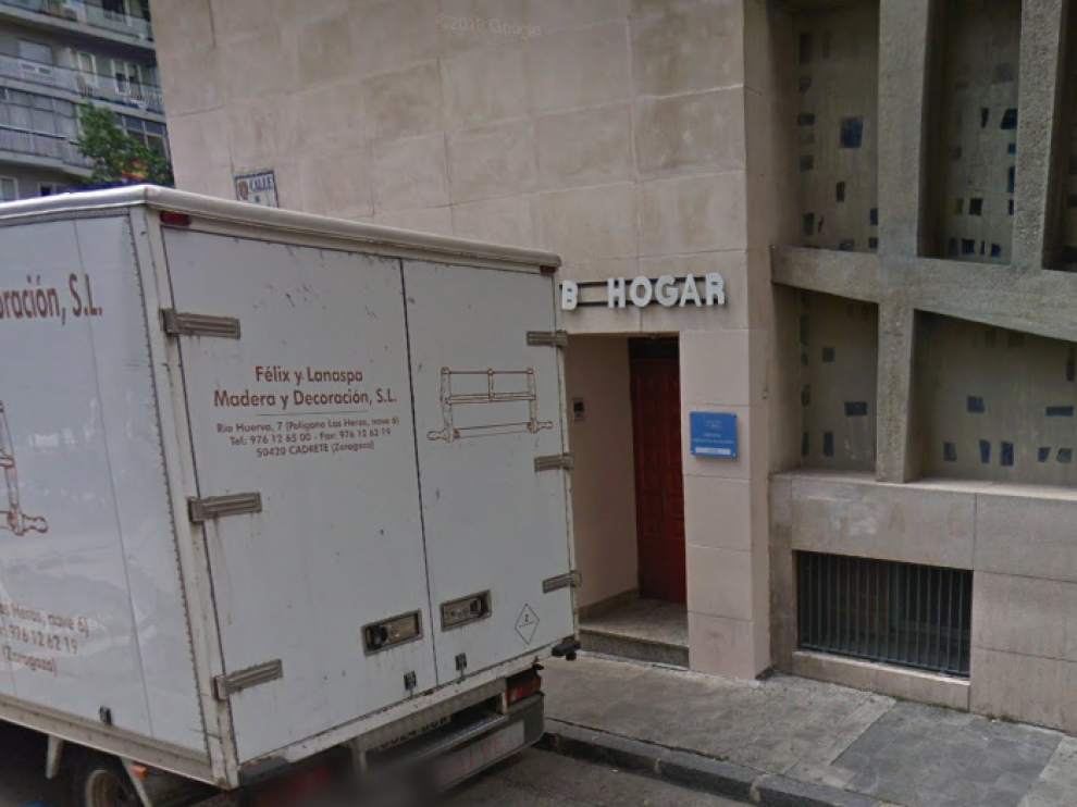 Fue detenido en las inmediaciones del comedor social de la calle Santa Ana
