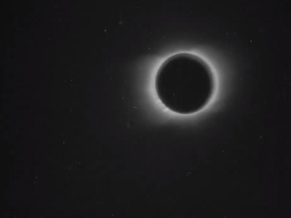Un fragmento del vídeo.